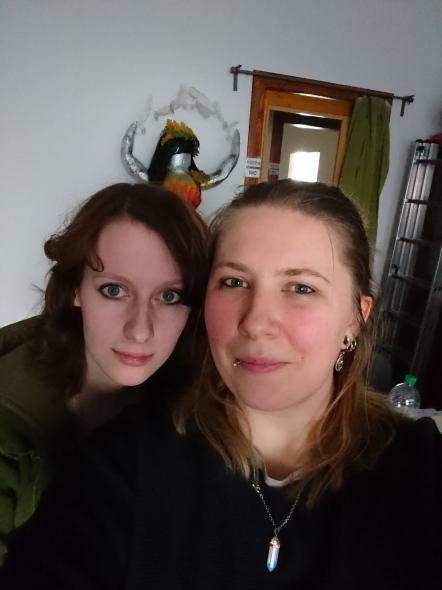 Bianca und Lisa
